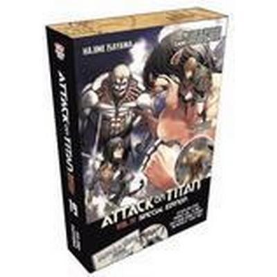 Attack on Titan 19 [With DVD] (Häftad, 2016)